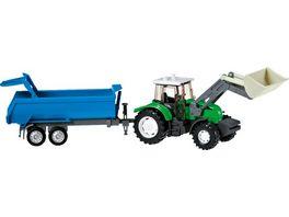 Mueller Toy Place Truck Collection MAN Traktor Haenger DIE CAST METAL sortiert