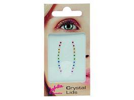 Jofrika Crystal Lids rainbow
