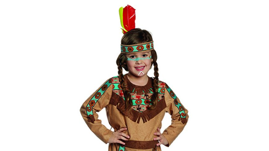 Rubies Indianer Stirnband