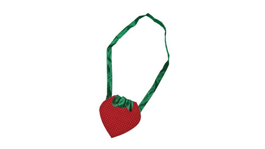 Rubies Erdbeer Tasche