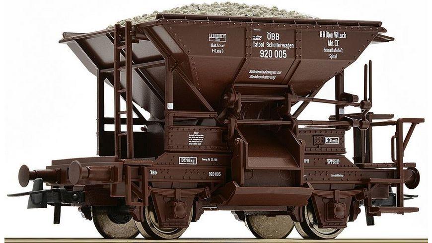 Roco 56249 Talbot Schotterwagen OeBB