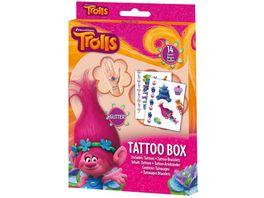 CRAZE Trolls Tattoo Box