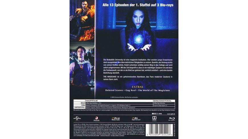 The Magicians Staffel 1 Blu ray Disc
