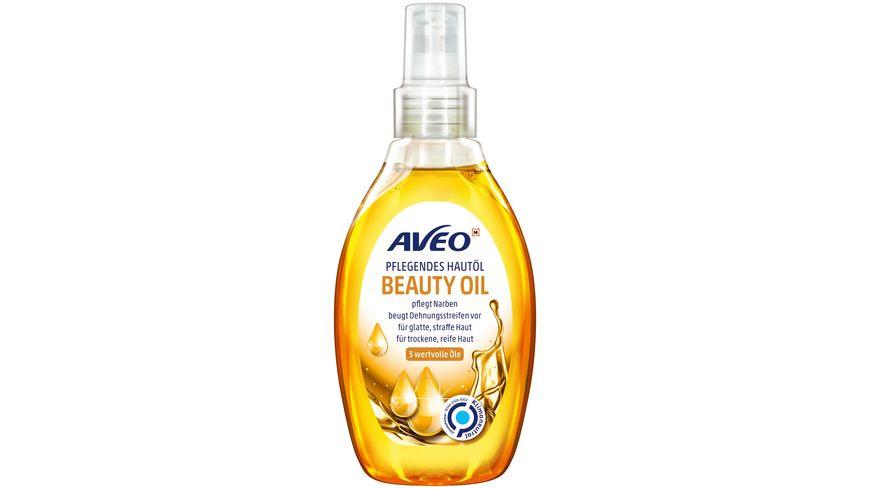 AVEO pflegendes Hautöl Beauty Oil