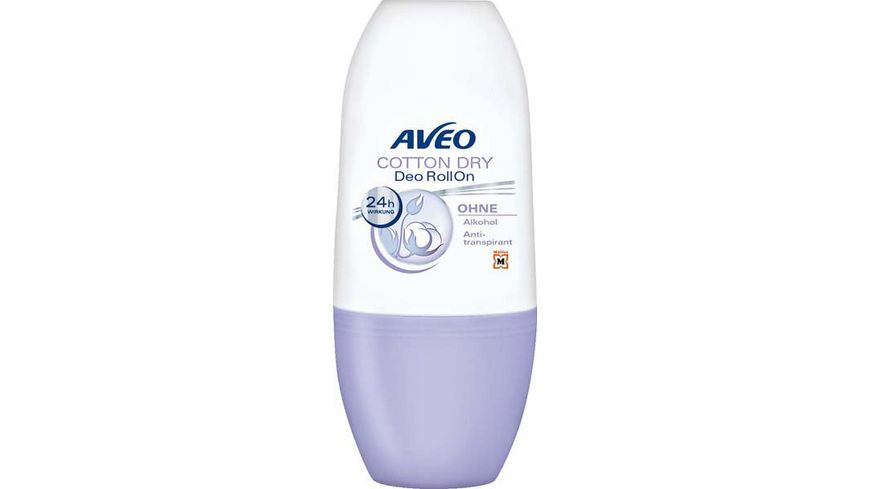 AVEO Deo Roll On Cotton Dry