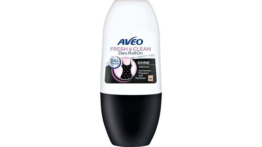 AVEO Deo Roll On Fresh Clean