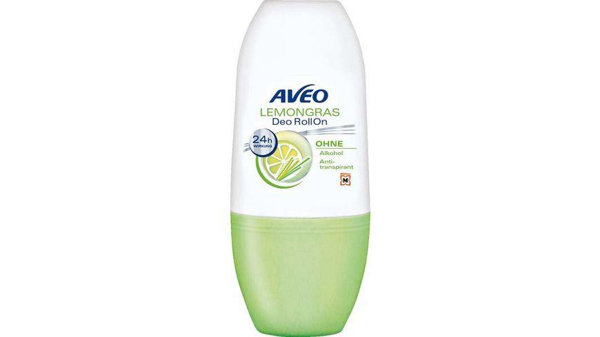 AVEO Deo Roll On Lemongras