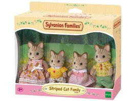 Sylvanian Families Tigerkatzen Familie Fauch Fauch