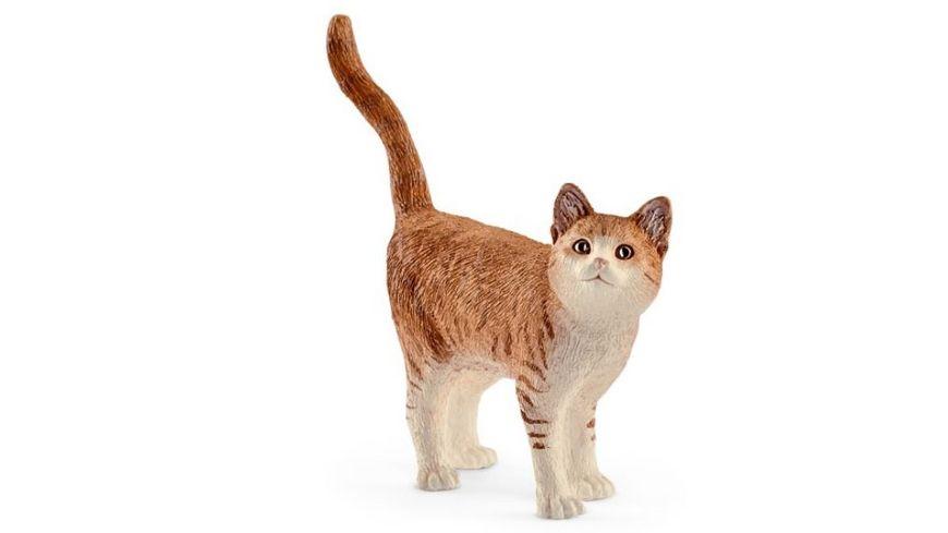 Schleich Farm World Katze