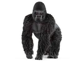 Schleich 14770 Wild Life Gorilla Maennchen