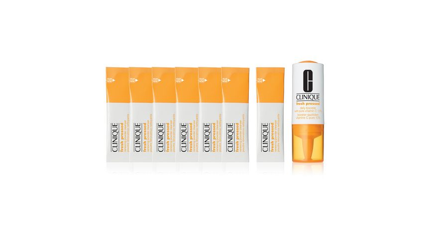 Clinique Fresh Pressed 7 Day System Set