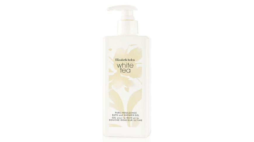 Elizabeth Arden White Tea Pure Indulgence Bath Shower Gel