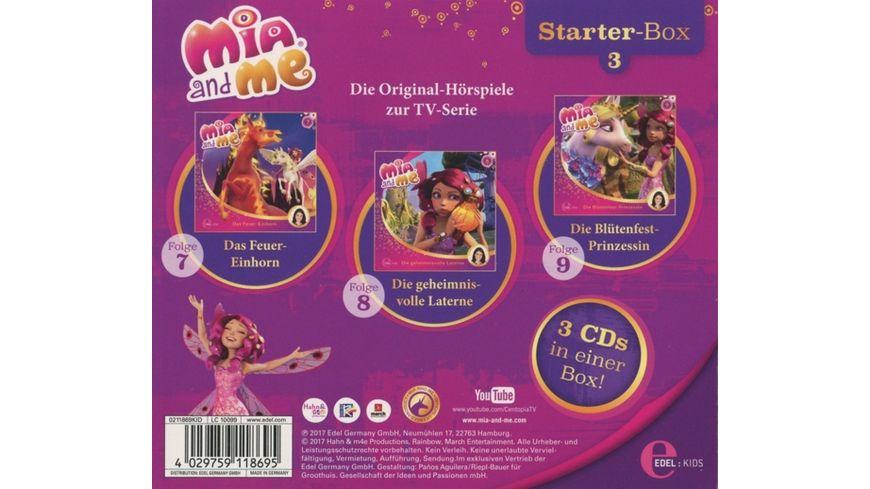 3 Starter Box