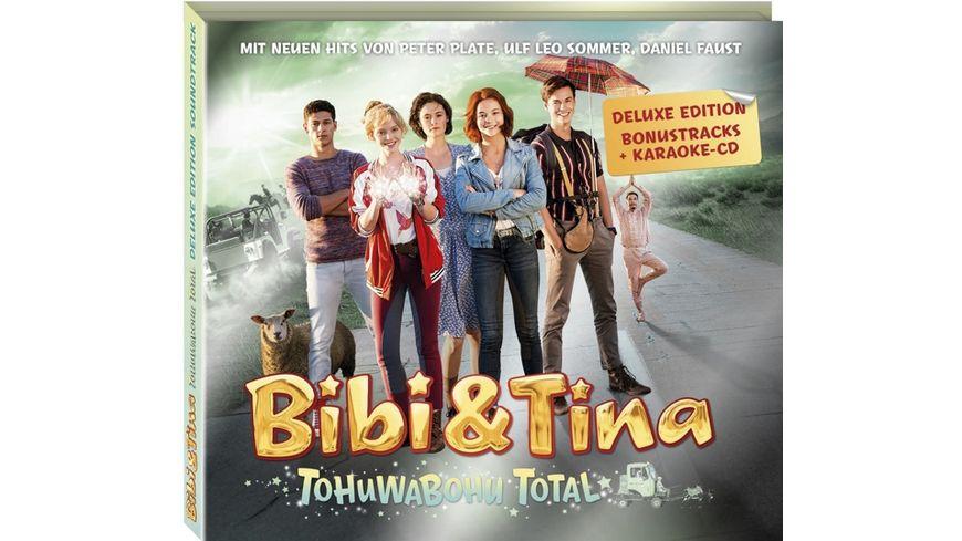 Deluxe Soundtrack 4 Kinofilm Tohuwabohu total