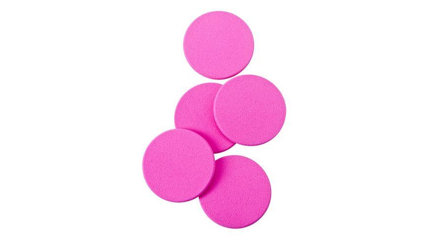 Alicia Da Silva Make up Schwamm pink 5er Pack