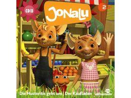 JoNaLu CD 13