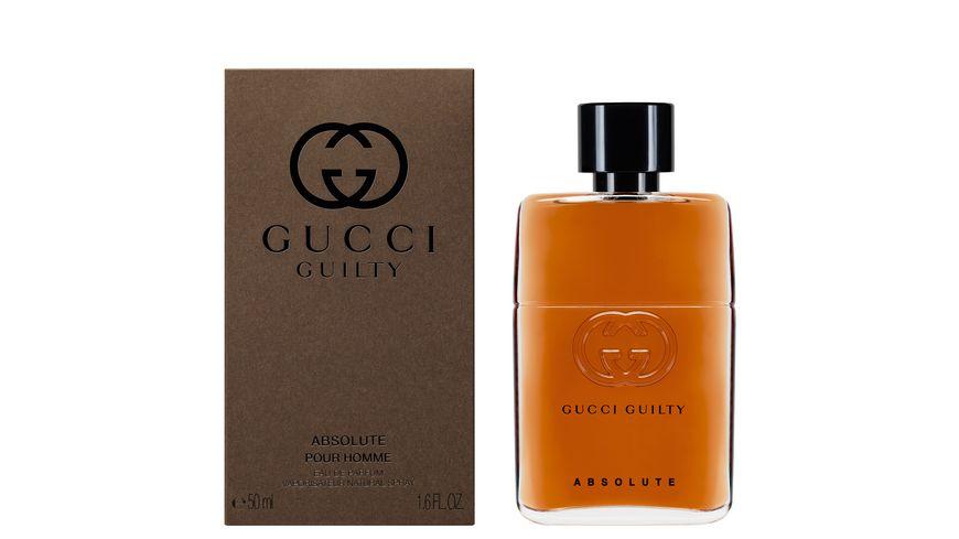 GUCCI Guilty Absolute Pour Homme Eau de Parfum Natural Spray