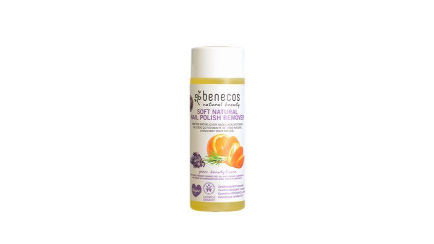 BENECOS Soft Natural Nail Polish Remover