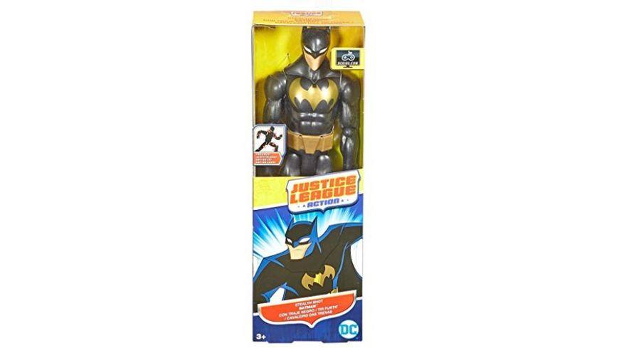 Mattel DC Justice League Basis Figur Stealth Shot Batman 30 cm