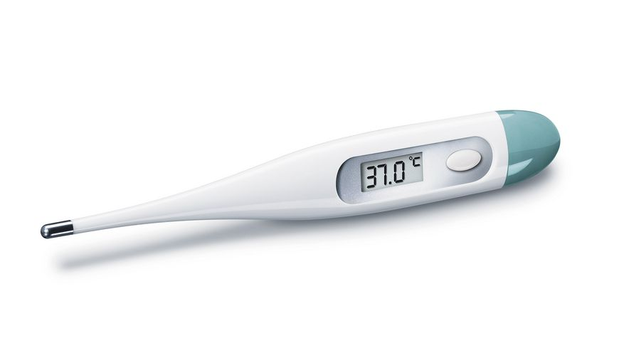 SANITAS Digitales Fieberthermometer SPT 01 1