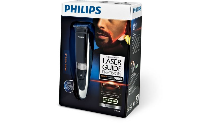 PHILIPS Bartschneider Beardtrimmer series 9000 BT9290 32