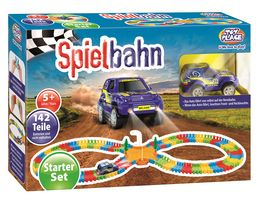 Mueller Toy Place Spielbahn REGENBOGEN Starter Set