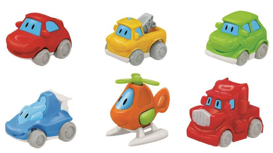 Mueller Toy Place Mini Funcar Set