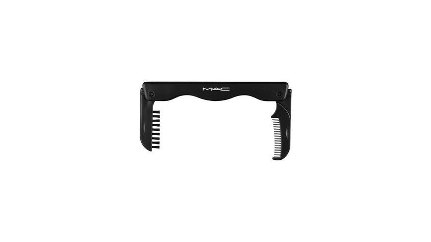 MAC Duo Lash Comb Brow Brush