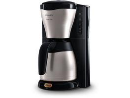 PHILIPS Kaffeemaschine Cafe Gaia HD7546 20 mit Thermokanne