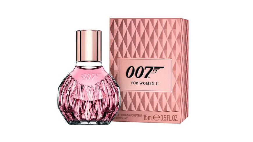 JAMES BOND 007 for Women II Eau de Parfum Natural Spray