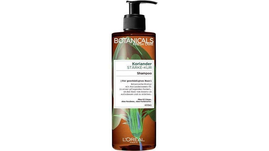 BOTANICALS Koriander Staerke Kur Shampoo
