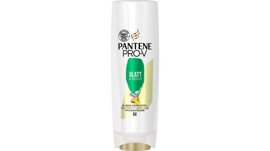 Pantene PRO-V Pflegespülung GLATT&SEIDIG 200ML