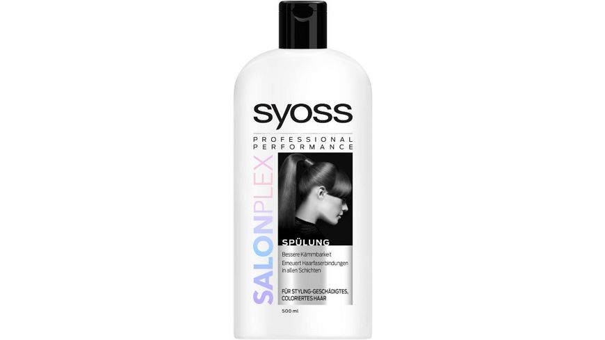 syoss Spuelung Salon Plex