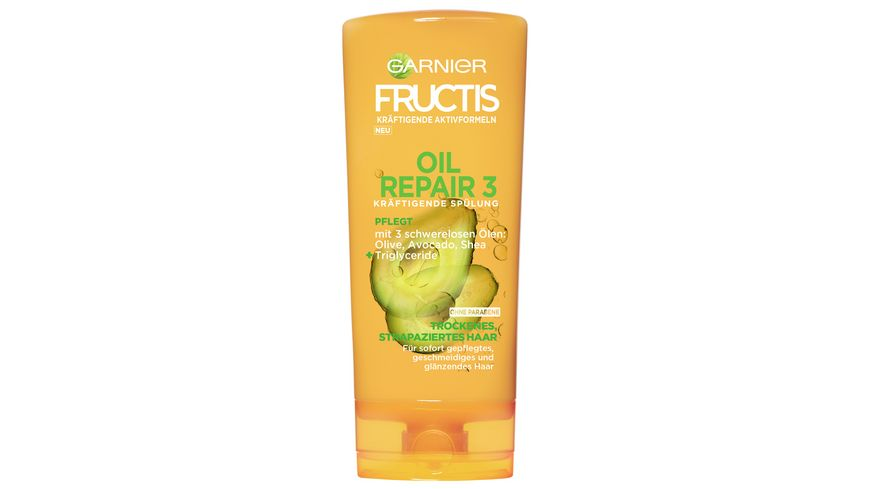 FRUCTIS Spuelung Oil Repair 3