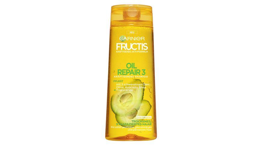 FRUCTIS Shampoo Oil Repair 3
