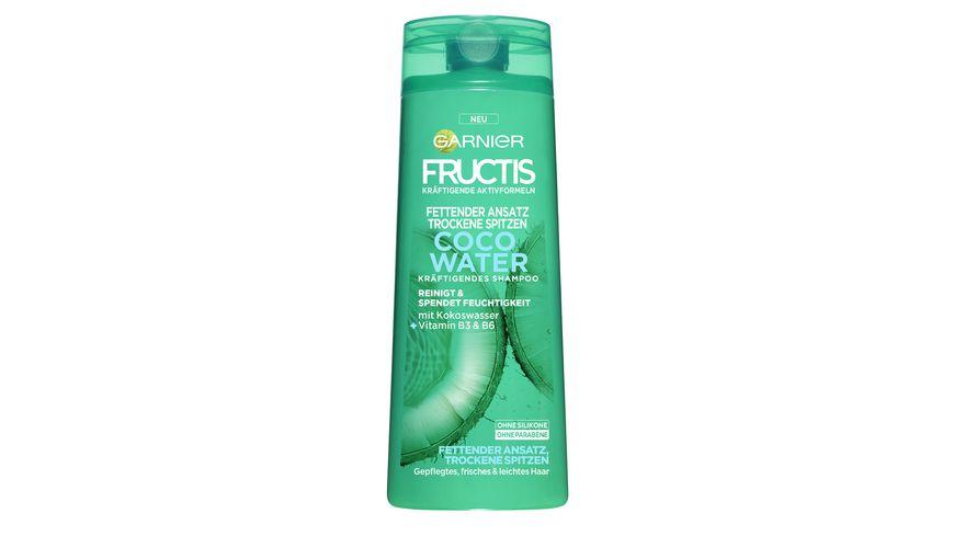 Fructis Shampoo Fats Coco Water Kräftigend Online Bestellen Müller