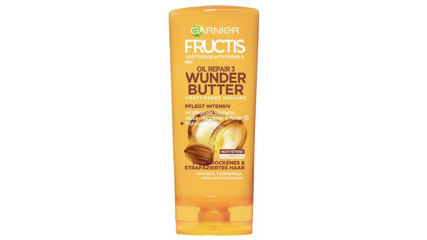 FRUCTIS Spuelung Oil Repair 3 Wunder Butter
