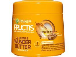 FRUCTIS Oil Repair 3 Wunder Butter 3 in 1 Maske