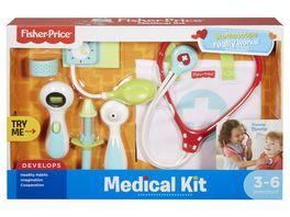 Fisher Price Arzttasche 7 Teile Kinder Spielzeug Kinder Arztkoffer