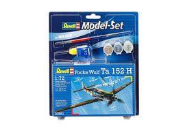 Revell 63981 Model Set Focke Wulf Ta 152 H