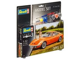 Revell 67680 Model Set Opel GT