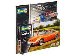 Revell 67680 Model Set Opel GT