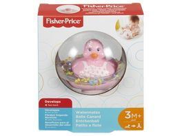 Fisher Price Entchenball pink