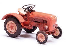 Busch 50009 Modellbahnzubehoer Traktor Porsche Junior K Zahn der Zeit