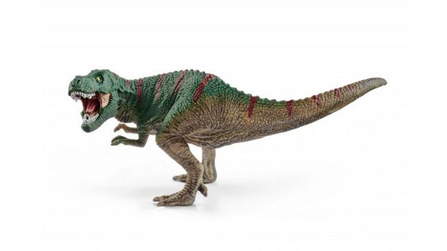 Schleich 41455 Dinosaurier Spinosaurus und T Rex klein