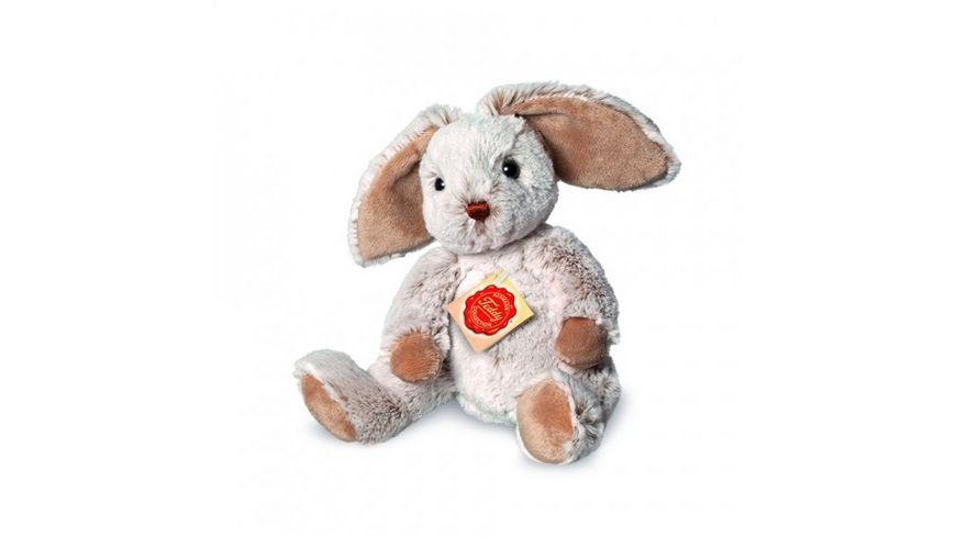 Teddy-Hermann - Bauernhoftiere - Schlenkerhase grau, 25 cm