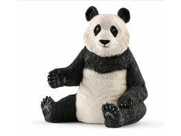 Schleich 14773 Wild Life Grosse Pandabaerin