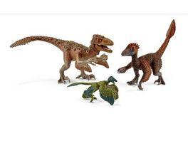 Schleich 42347 Dinosaurier Gefiederte Raptoren