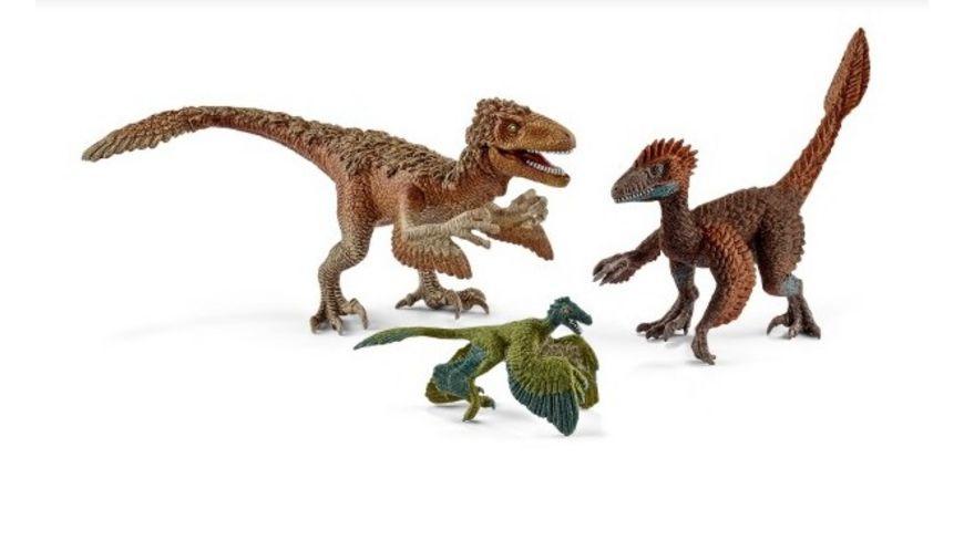 Schleich Dinosaurier Gefiederte Raptoren