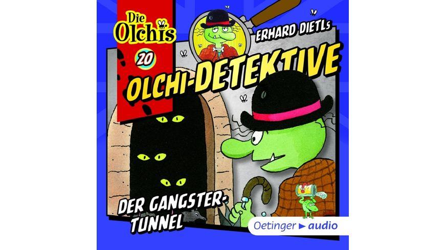 Olchi Detektive 20 Der Gangster Tunnel